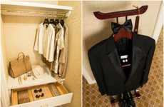 Personalized Hotel Closets - 'The Curated Closet' Prepares Clothing Selections for Hotel Guests