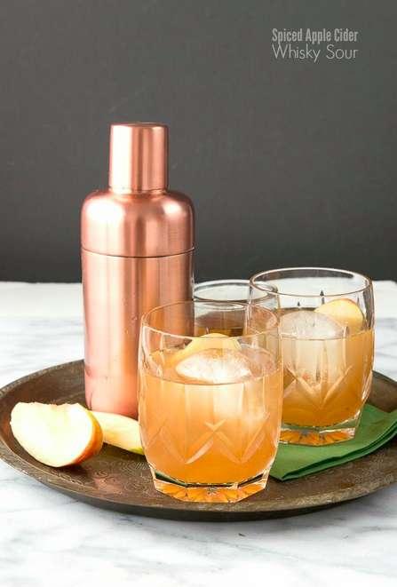 Sour Cider Whiskeys