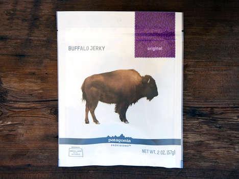 Healthy Buffalo Jerky