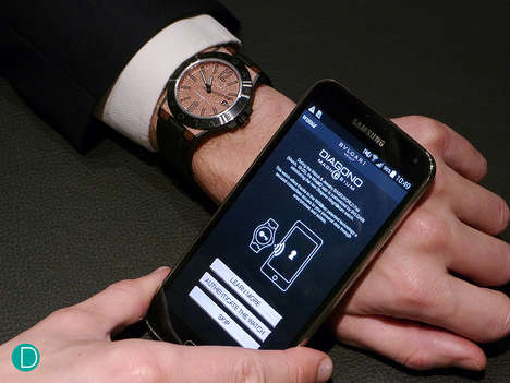 Secure Designer Smartwatches