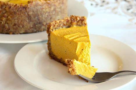 Autumnal Dairy-Free Desserts