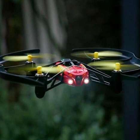 After Dark Drones