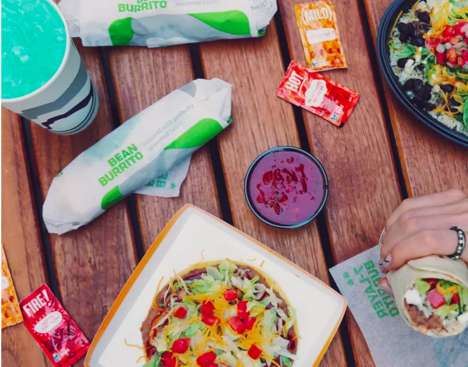 Taco Bell Launches a 13 Dish Vegetarian Menu for Foodies