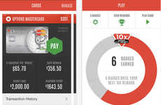 Homeware Loyalty Programs - Canadian Tire Launches a Gamified App to Track Offers, Money and Points