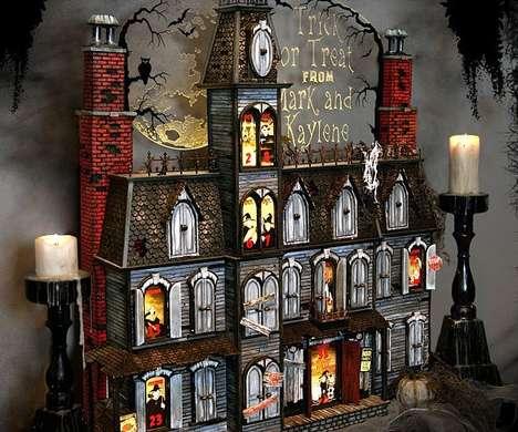 Spooky Advent Calendars