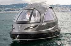 Pod-Shaped Yachts