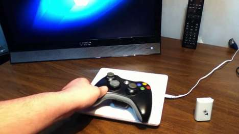Controller-Charging Pads