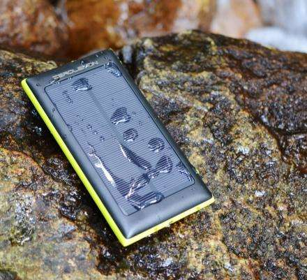 Rugged Eco-Friendly Batteries
