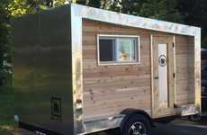 Weekend-Getaway Trailers