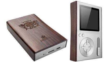 Classy Audio Players - The Colorfly C10 Features Improved Audio Resolution and a Lower Price Tag