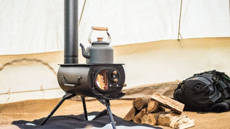 Portable Wood-Burning Stoves