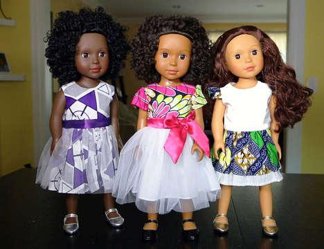 Ethnically Diverse Dolls