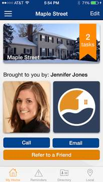 Real Estate Recommendation Apps - Homekeepr Gives Homeowners Tailored Expertise After Buying