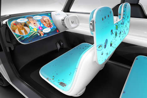 Social Media-Enabled Cars