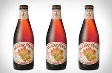 Autumnal Maple Beers - The Big Leaf Maple Beer from Anchor Brewing is a Fall Offering