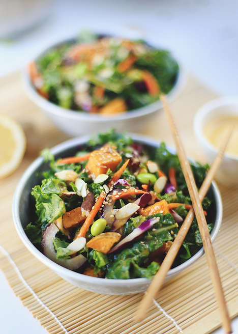 Autumnal Salad Recipes