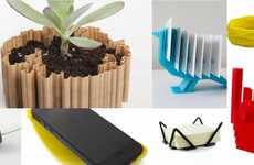 Curated 3D Printed Boutiques - 3D Printing Marketplace Formsfield Focuses on Quality Office Items