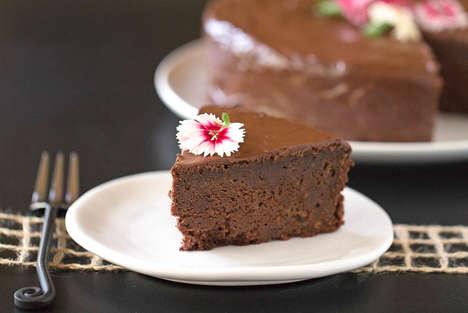 Earthy Chocolate Cakes
