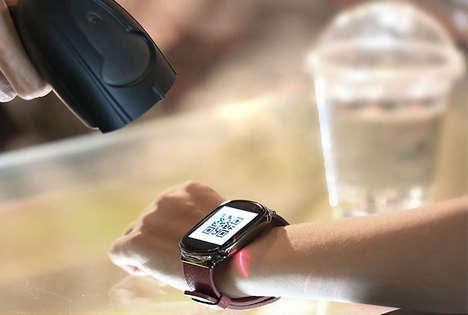 Wrist-Worn Wallets