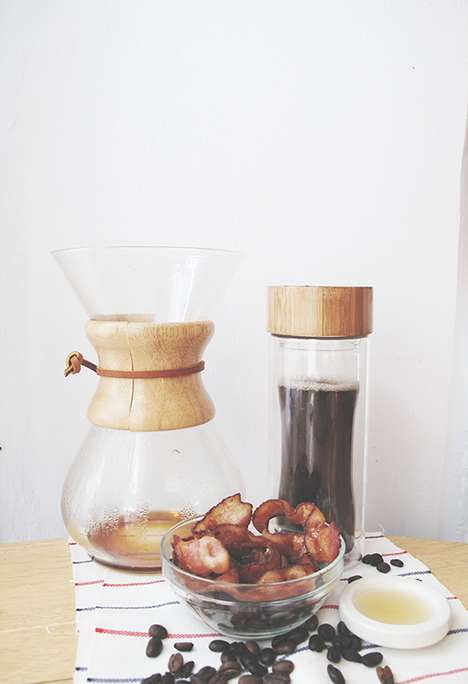 Bacon-Flavored Coffees