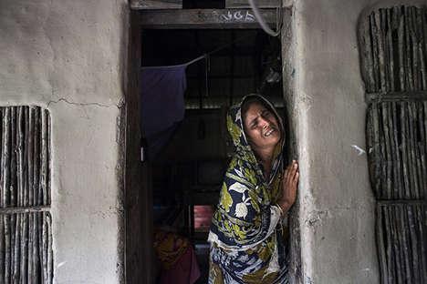 Vulnerable Bangladeshi Photos