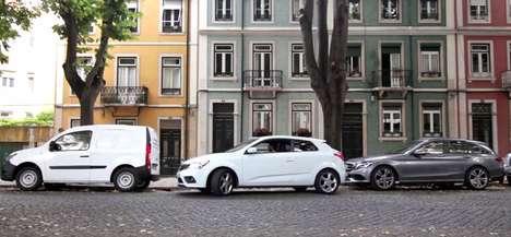 Shrinking Car Stunts