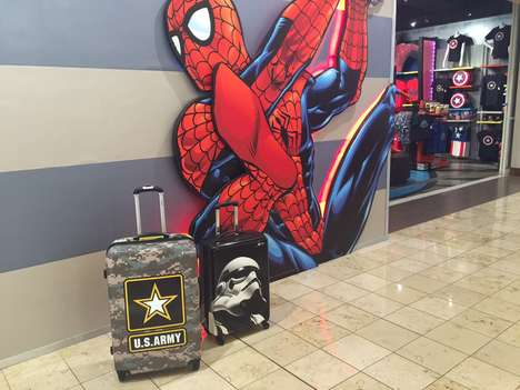 Sponsor-Subsidized Suitcases