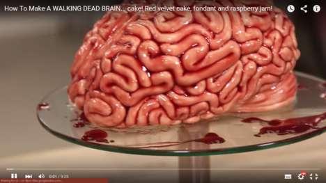 Terrifying Anatomical Desserts