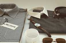 Removable Collar Shirts