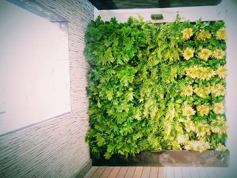This Modular Planter Makes It Easy to Create a Vertical Green Space