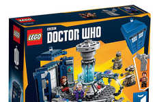 Sci-Fi Building Block Sets