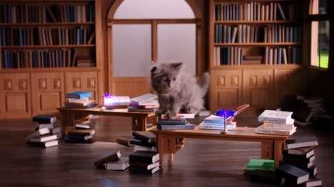 Cat College Ads