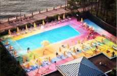 Historical Technicolor Pools
