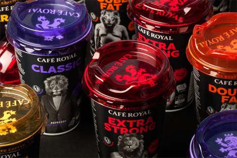 Wildcat Coffee Labels