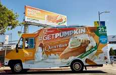Food Truck Pumpkin Giveaways - This Healthy Food Truck is Giving Out Free Pumpkin Pie Quest Bars