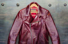Luxurious Motorcycle Jackets