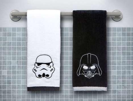 Dark Side Bathroom Decor