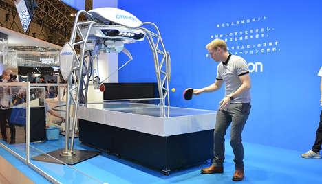 Ping-Pong Robots