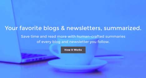 Content-Summarizing Services - This Program Summarizes Blog Posts to Help Readers Save Time
