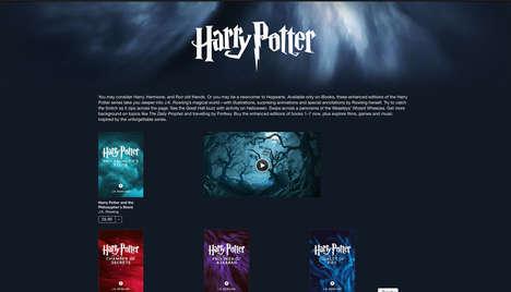 Illustrated Fantasy E-Books