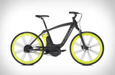 Electric Italian Eco Cycles