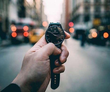 Raw Wristband Watches