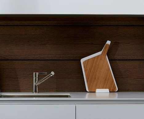 Natural Contemporary Cutting Boards