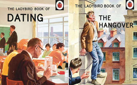 Adulthood Storybooks - Ladybird Books is Now Publishing Adult Book Titles for Grown-Ups