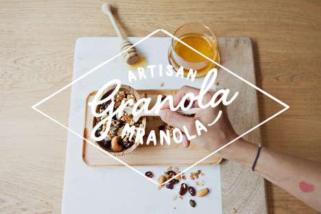 Artisan Granola Branding