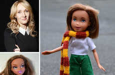 Realistic Doll Makeovers - Wendy Tsao Redesigned Bratz Dolls Into Iconic Female Role Models