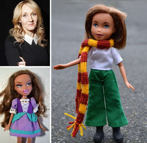 Realistic Doll Makeovers
