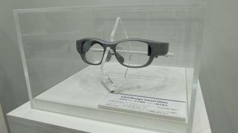 Appliance-Controlling Eyewear