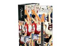 Iconic Instrument Puzzles - This Fender Guitar 1,000-Piece Puzzle is a Great Pastime for Musicians