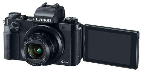 Speedy Sensor Cameras